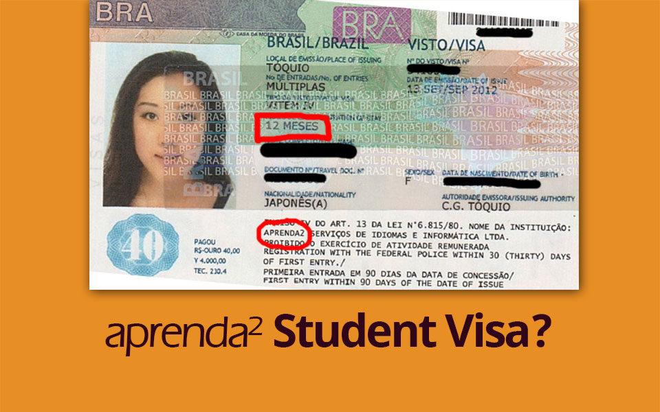 Visa Étudiant