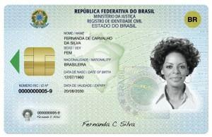 RIC - Registro de Identidade Civil. Projeto que ainda não saiu do papel